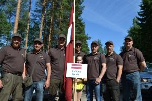 Purnavu muižas komanda Somijā
