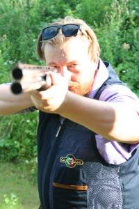 JĀNIS ZANDBERGS, ērtās kūpināšanas koncepta ABAS.lv radītājs, šaušanas sporta entuziasts,  Latvijas izlases kombinētajā medību šaušanā