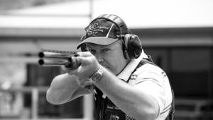 Mark Russell - dubultā trapa Olimpiskais čempions no Austrālijas.