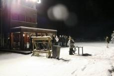 Pasakaini mierīgā un ledus aukstā 29.decembra vakarā
