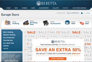 beretta outlet