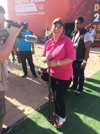 Sieviešu konkurencē pirmo vietu izcīnija Cheryl Hall no Lielbritānijas ar rezultātu 111 no 150