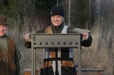 Kopvērtējuma uzvarētājs - Mārtiņš Gaņģis! Grils no Abas.lv.