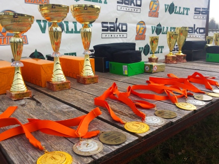 NDIVIDUAL-TEAM COMBINED GAME SHOOTING COMPETITION VOLLIT-SAKO 2015 LITHUANIAN CUP 2015 STAGE I